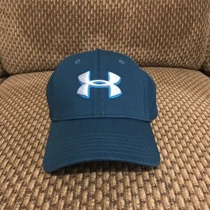 Under Armour Turquoise Hat